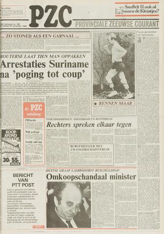 Provinciale Zeeuwse Courant 1983-11-30