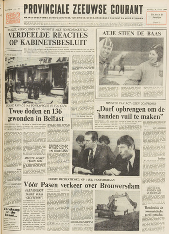 Provinciale Zeeuwse Courant 1972-03-06