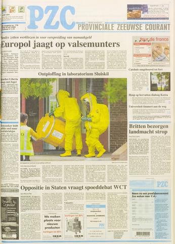 Provinciale Zeeuwse Courant 2003-07-18