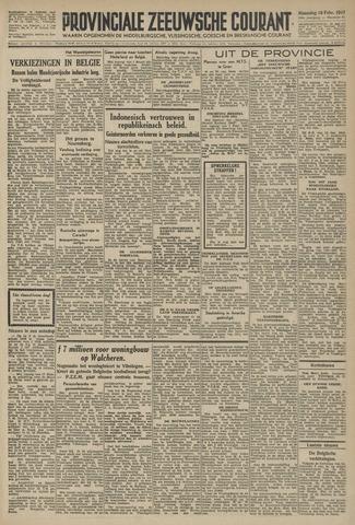 Provinciale Zeeuwse Courant 1946-02-18