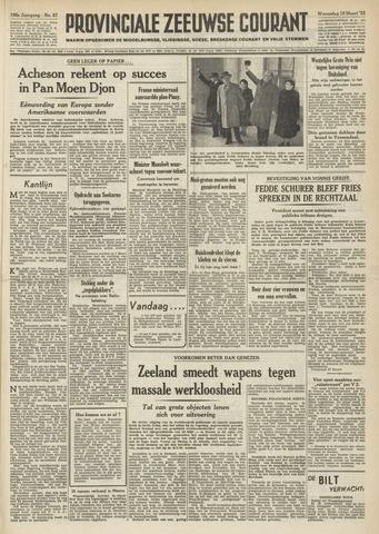 Provinciale Zeeuwse Courant 1952-03-19