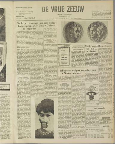 de Vrije Zeeuw 1962-01-05