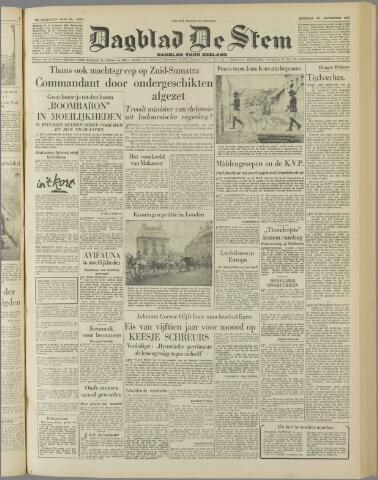 de Stem 1952-11-25