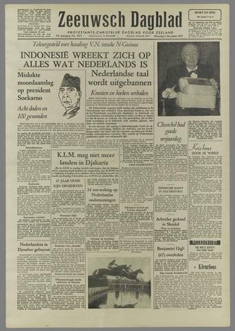 Zeeuwsch Dagblad 1957-12-02