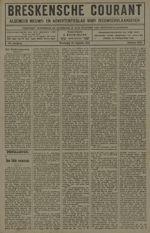 Breskensche Courant 1924-08-20