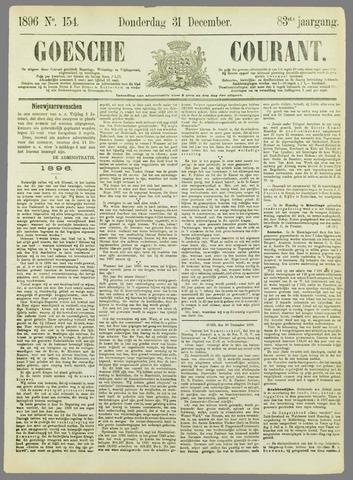 Goessche Courant 1896-12-31