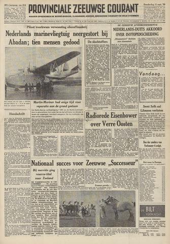 Provinciale Zeeuwse Courant 1958-09-11