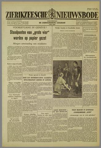 Zierikzeesche Nieuwsbode 1959-07-27