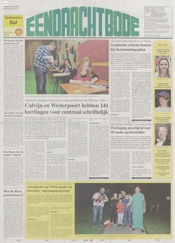Eendrachtbode (1945-heden)/Mededeelingenblad voor het eiland Tholen (1944/45) 2012-05-18