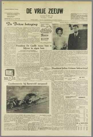 de Vrije Zeeuw 1963-04-20