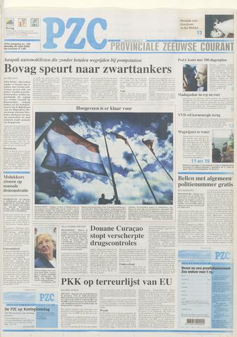 Provinciale Zeeuwse Courant 2002-04-30
