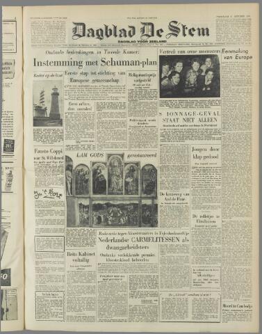 de Stem 1951-10-31