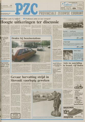 Provinciale Zeeuwse Courant 1991-07-06