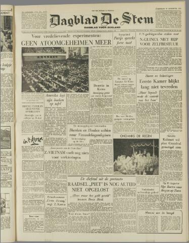 de Stem 1955-08-10