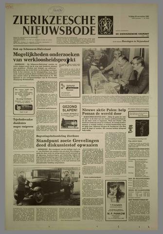 Zierikzeesche Nieuwsbode 1982-11-26