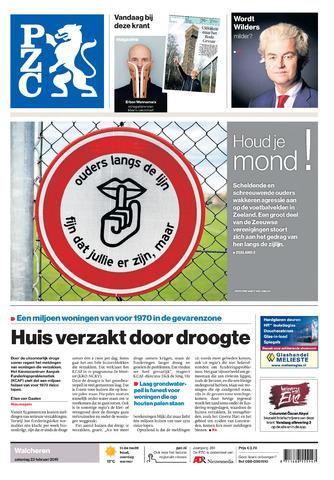 Provinciale Zeeuwse Courant 2019-02-23