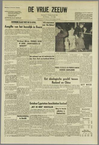 de Vrije Zeeuw 1964-04-27