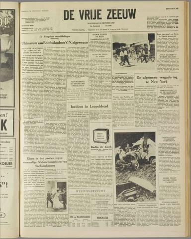 de Vrije Zeeuw 1960-10-12