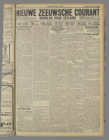 Nieuwe Zeeuwsche Courant 1923-03-23