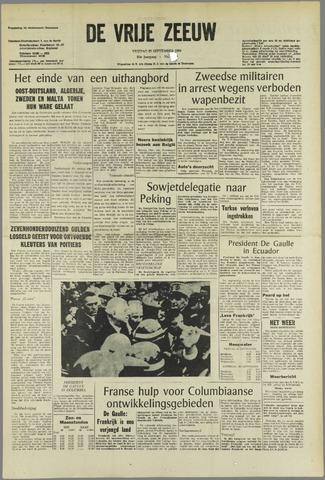 de Vrije Zeeuw 1964-09-25