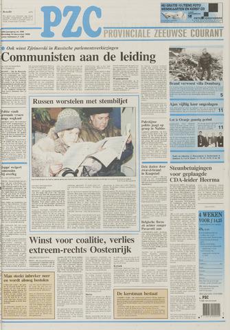 Provinciale Zeeuwse Courant 1995-12-18