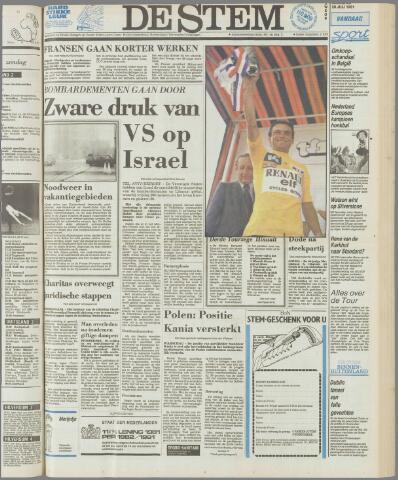 de Stem 1981-07-20