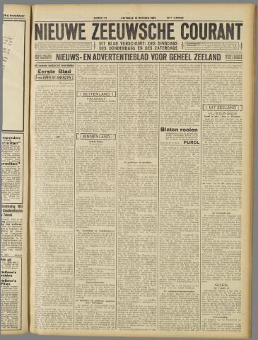 Nieuwe Zeeuwsche Courant 1932-10-15