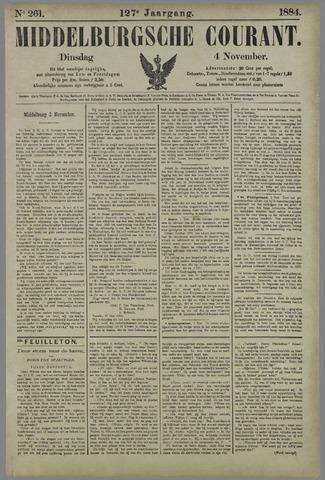 Middelburgsche Courant 1884-11-04