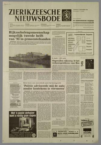 Zierikzeesche Nieuwsbode 1988-10-14