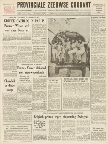 Provinciale Zeeuwse Courant 1965-01-20