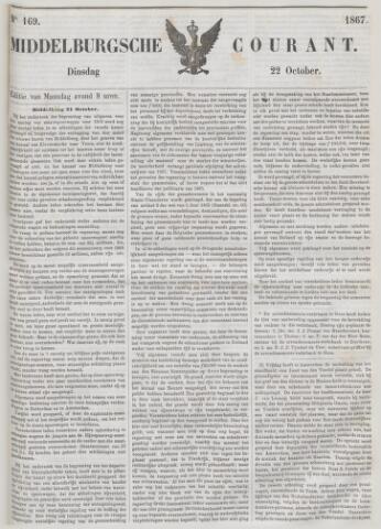 Middelburgsche Courant 1867-10-22