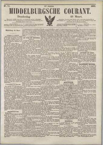 Middelburgsche Courant 1899-03-23