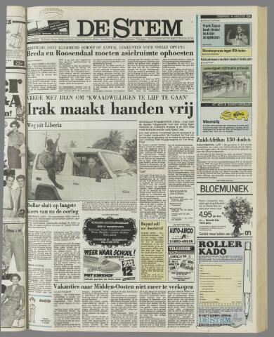 de Stem 1990-08-16