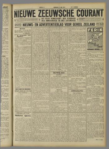 Nieuwe Zeeuwsche Courant 1927-06-21