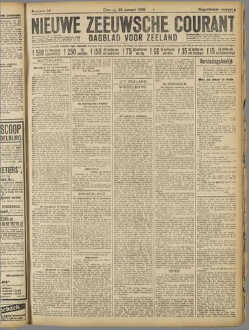 Nieuwe Zeeuwsche Courant 1923-01-23