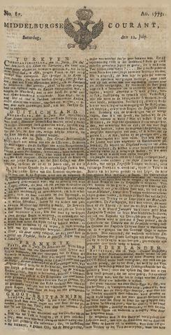Middelburgsche Courant 1775-07-22