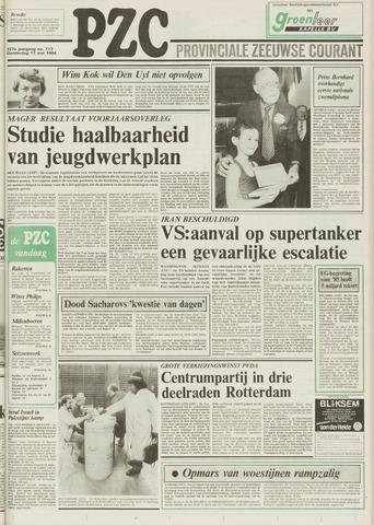 Provinciale Zeeuwse Courant 1984-05-17