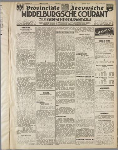 Middelburgsche Courant 1934-07-06