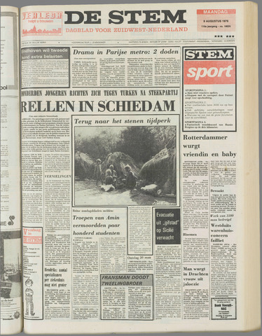 de Stem 1976-08-09