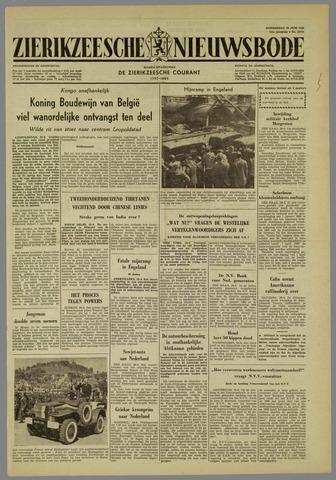Zierikzeesche Nieuwsbode 1960-06-30