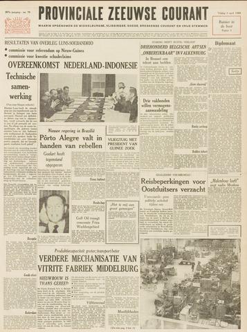 Provinciale Zeeuwse Courant 1964-04-03