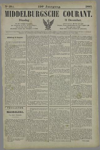 Middelburgsche Courant 1883-12-11