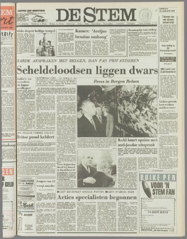 de Stem 1986-01-28