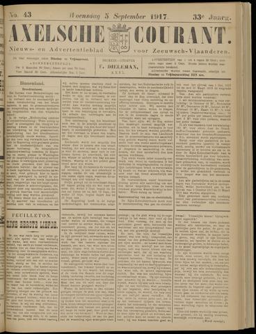 Axelsche Courant 1917-09-05