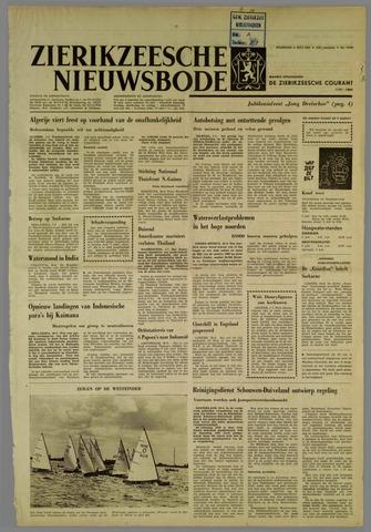 Zierikzeesche Nieuwsbode 1962-07-02
