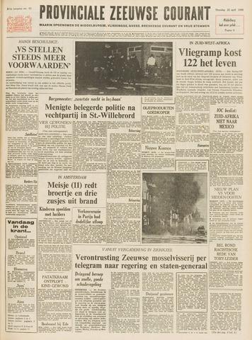 Provinciale Zeeuwse Courant 1968-04-22