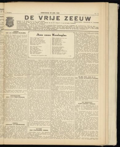 de Vrije Zeeuw 1945-08-30