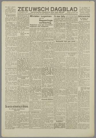 Zeeuwsch Dagblad 1946-02-12