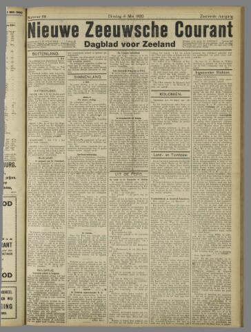 Nieuwe Zeeuwsche Courant 1920-05-04