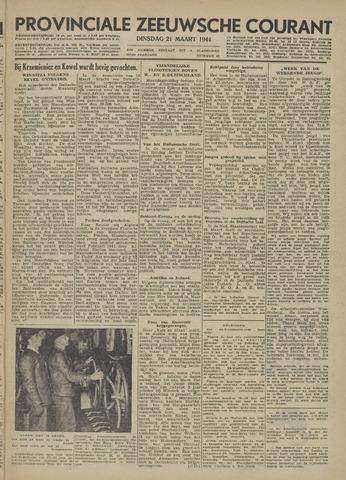 Provinciale Zeeuwse Courant 1944-03-21